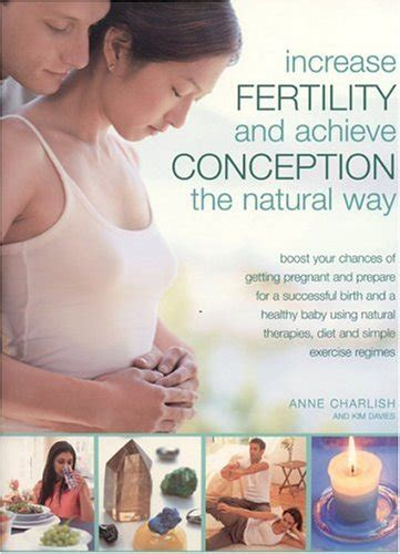 increase fertility  achieve conception  natural