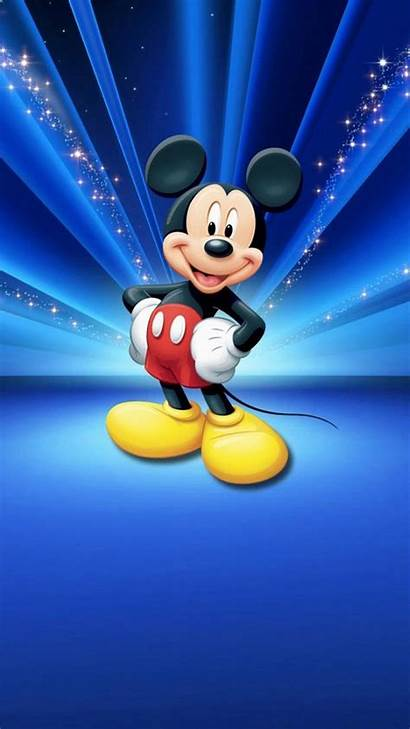 Mickey Wallpapers Cartoon Mouse Galaxy Samsung Iphone