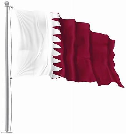 Qatar Flag Bahrain Waving Wallpapers Flags National