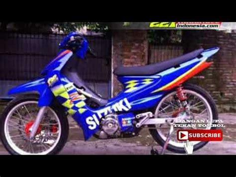 Smash Road Race by Modifikasi Suzuki Smash Versi Road Race Part 1