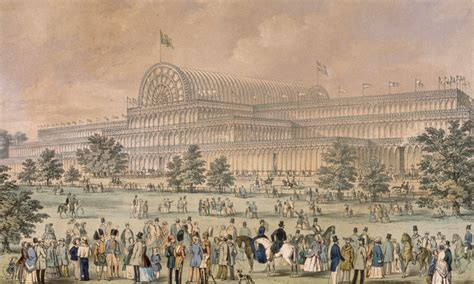 Great London Art: The Crystal Palace in London During the ...
