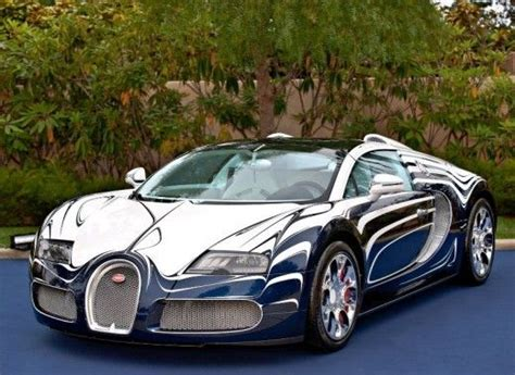 bugatti gold and white bugatti white gold supercar worth 1 6m made of porcelain