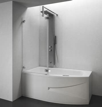 combinato vasca doccia i box doccia e vasca combinati accontentano tutti