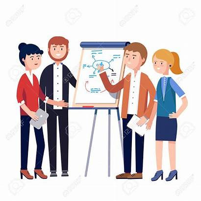 Meeting Team Planning Project Clipart Strategy Plan