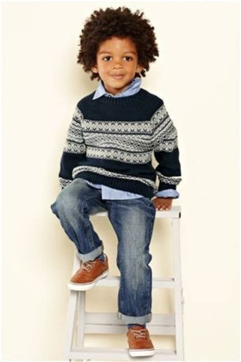 20 Stylish Little Boy Looks For This Winter - Styleoholic