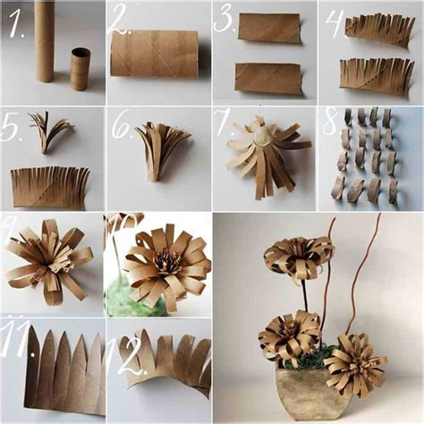 find utility in 21 creative toilet paper roll crafts homesthetics inspiring ideas for your home