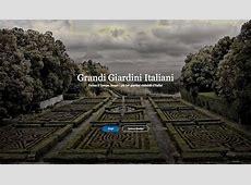 Scopri i Grandi Giardini del Lazio GRANDI GIARDINI ITALIANI