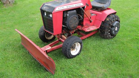 Garden Tractor by Tiny Tractor Ford Lgt 120 Garden Tractor