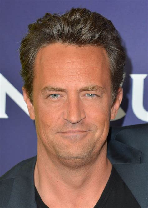 Matthew Perry WON'T be attending the Friends reunion in ...