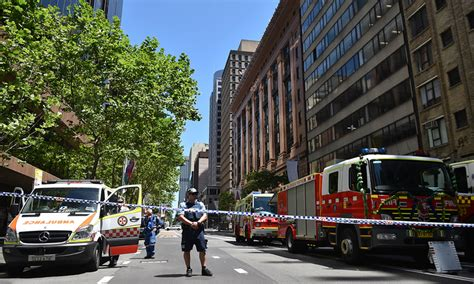 The city, as well as the blue mountains, central coast. Sydney in lockdown as hostage crisis intensifies - World ...