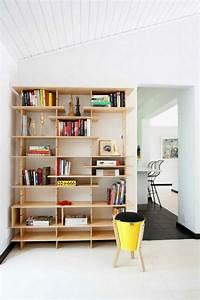Bibliothèque Design Bois : l tag re biblioth que comment choisir le bon design ~ Teatrodelosmanantiales.com Idées de Décoration