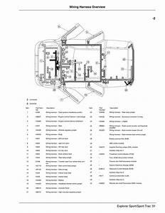 2003 Explorer Sport Trac Radio Wiring Diagram : repair guides explorer sport 2001 wiring harness ~ A.2002-acura-tl-radio.info Haus und Dekorationen