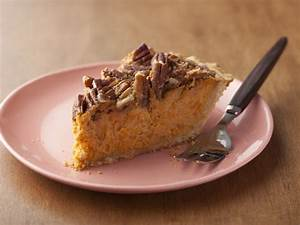 Sweet Potato Pie Recipe : Alton Brown : Food Network
