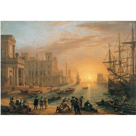 boutique revendeurs rmn gp port de mer au soleil couchant