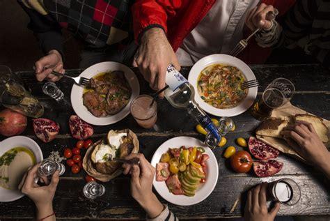 cuisine israelienne la cuisine israélienne déferle sur tribune juive