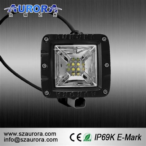 factory direct led lights factory direct sale 2 inch led scene light with 120 degree