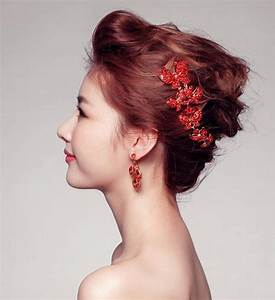 Fashion New Red 2015 Bridal Accessories Hair Accessories