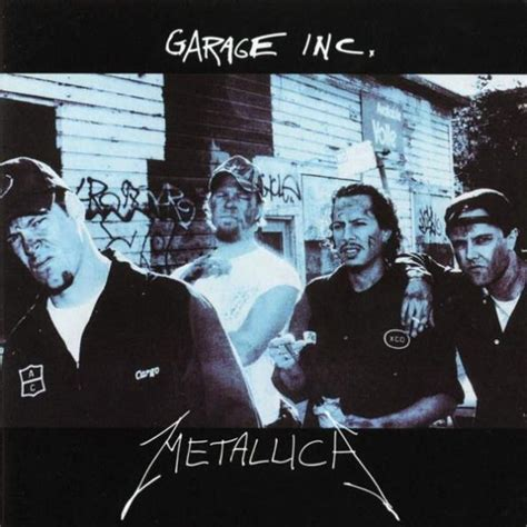 Garage Inc by Metallica Garage Inc Reviews Encyclopaedia Metallum