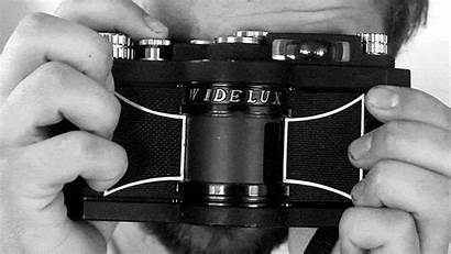 Widelux Effect F7 Camera Cool Done Pan