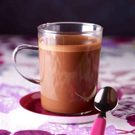 chocolat à cuisiner chocolat chaud la recette d 39 une boisson sucrée
