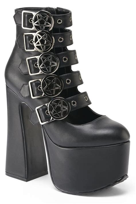 burial platform boot  killstar  store