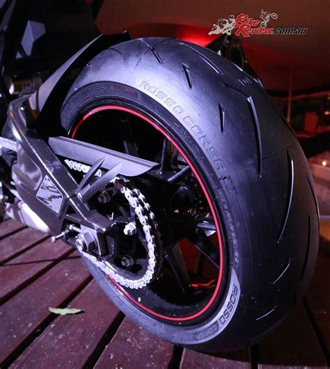 pirelli rosso corsa 2 gallery pirelli diablo rosso corsa ii launch bike review