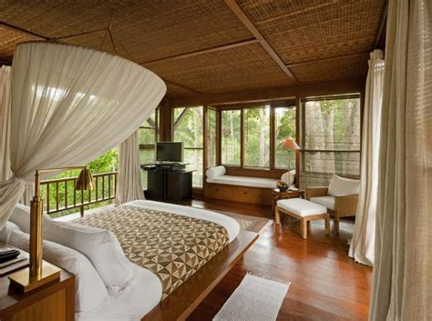 Como Shambhala Estate Yet Another Stunning Bali Retreat by Bali Inspired Decor Tropical Decor Bedroom
