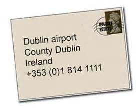 dublin airport information swot up before you fly