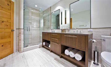 bathroom designs  flat panel cabinets home design
