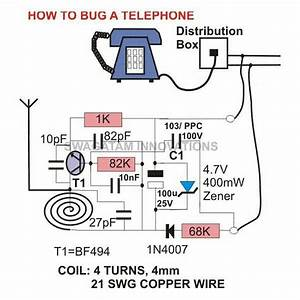 This Is How To Bug A Phone Line  2019
