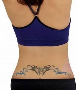 Tatouage Bas Dos Femme : tatouage femme bas du dos couleur tatouage pinterest ~ Dallasstarsshop.com Idées de Décoration
