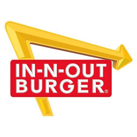 Logo - Picture of In-N-Out Burger, Lancaster - TripAdvisor