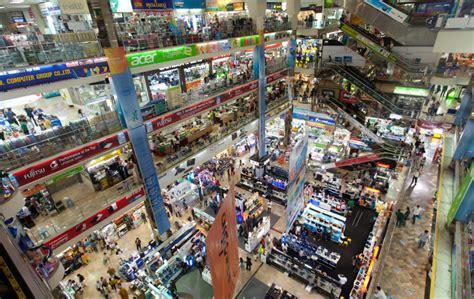 Sepatu Wanita Dewasa 2015 11 Mall Dan Tempat Belanja Murah Di Bangkok Thailand Shopping Baju Tas Sepatu Kain Bisa