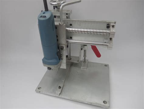 letter cutting machine electric bending slot cutting machine tools for metal