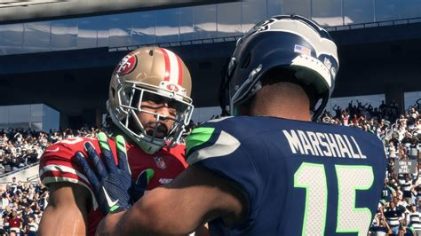madden  seahawks  ers  updated rosters