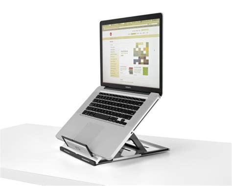 support ordinateur portable bureau support pc portable lapjack herman miller ergosiege fr