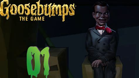 Goosebumps The Game  Part 1 Viewer, Beware, You're In
