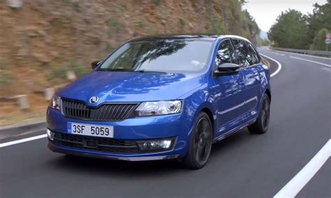 Skoda Rapid 12 Tsi Laps Nurburgring In 917 Autoevolution