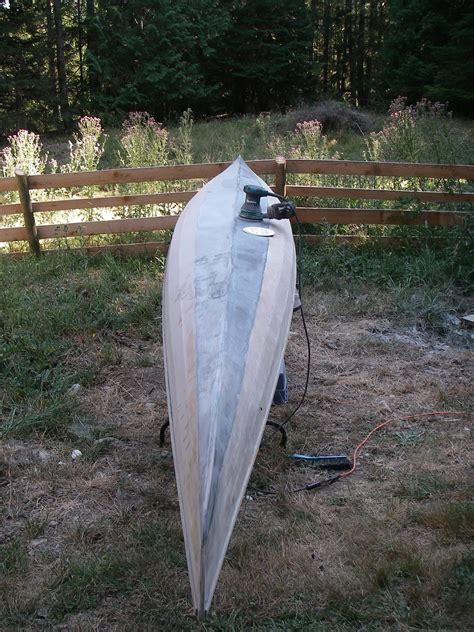 Dave Barnes Floor Sanding by Wooden Kayak Kits Kayak Rogue