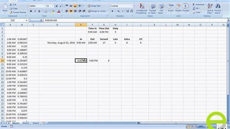 attendance sheet  labor  ms excel urdu