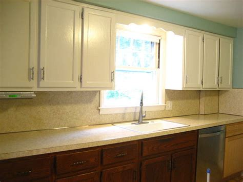Removing Old Laminate Backsplash Hometalk