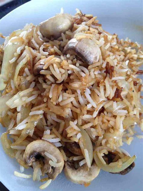 riz cuisiné poêlée riz et chignons cuisine