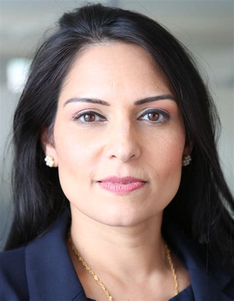 FSM - Priti Patel appointed Home Secretary
