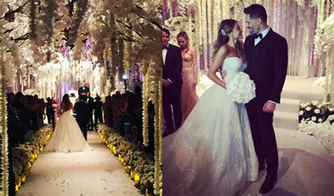 sofia vergara wedding the carousel