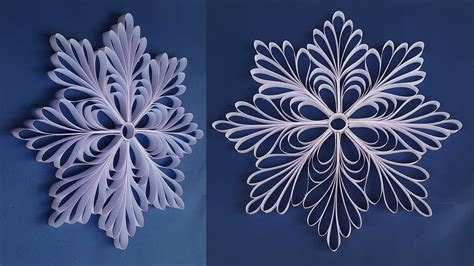 diy  paper snowflakes  christmas decorations