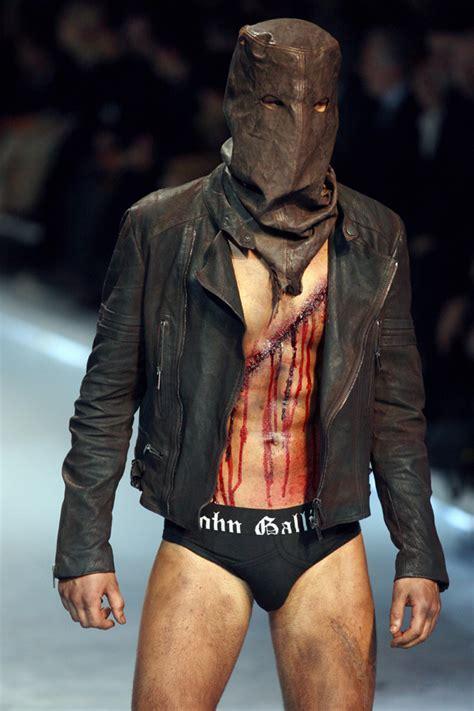 Blogs   The Mad Max Fashions of John Galliano   AMC