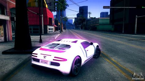 Adder of GTA V for GTA San Andreas