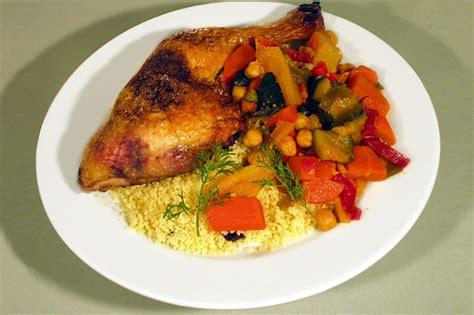cuisine couscous couscous au poulet cuisine tunisienne