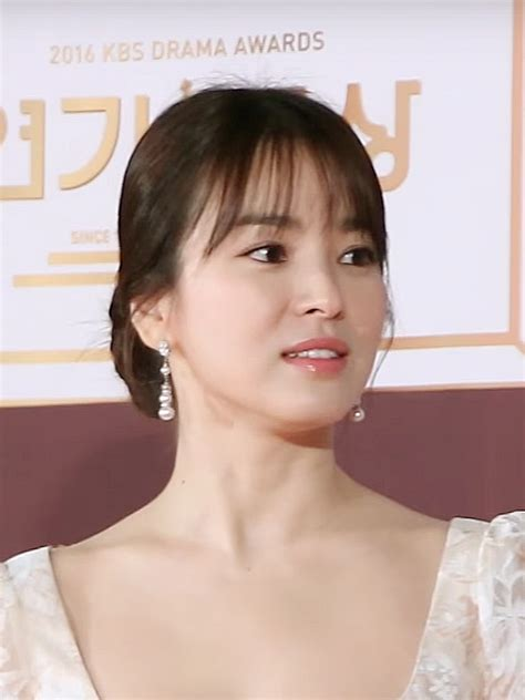 actress in long song song hye kyo wikipedia