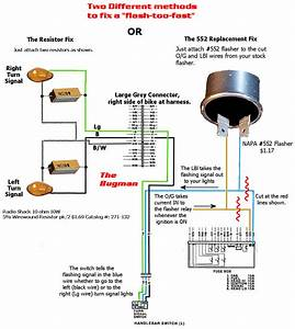 Led Blinker Flasher Wiring Diagram
